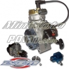 MOTORE BZM GP5 HR 50cc 6 TRAVASI KIT FACTORY carb. D.18